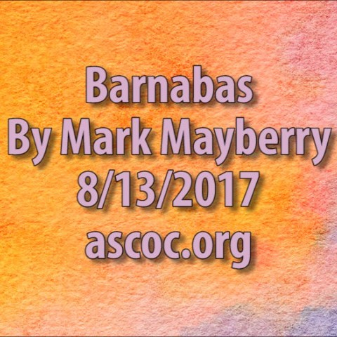 3. Paul and Barnabas (Acts 13; 14) | Bible.org